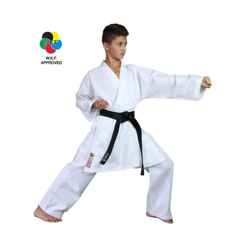 Karategi Itaki competizione omologato WKF