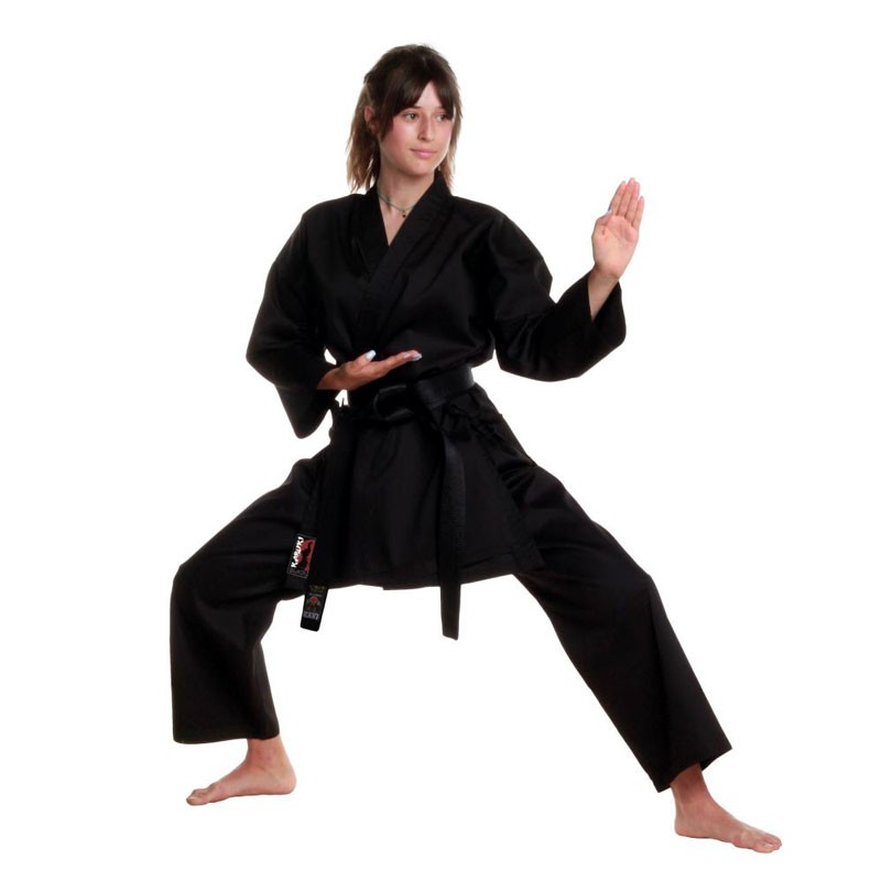 karategi itaki allenamento nero