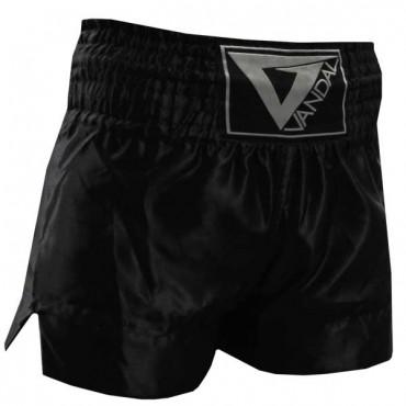Pantaloncini Vandal Satin nero