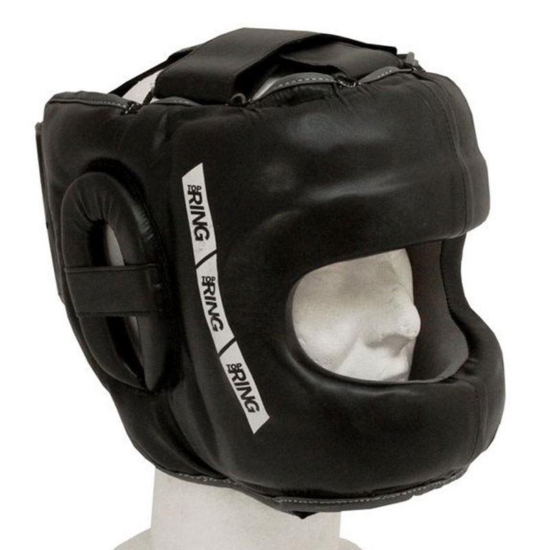 casco con paranaso Top Ring
