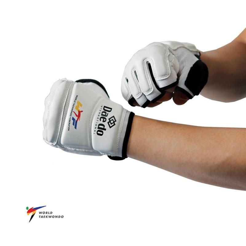 guantini taekwondo Daedo omologati WT