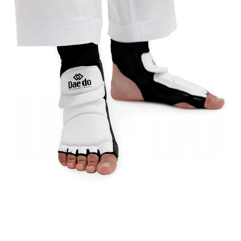parapiedi Daedo allenamento taekwondo
