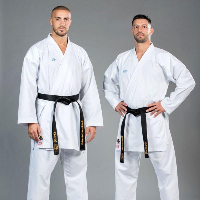 karategi agonista karate kumite leggero omologato WKF