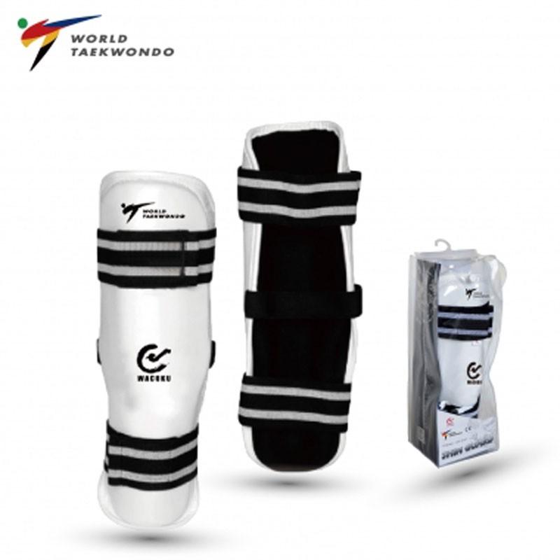paratibia wacoku per taekwondo omologato WT