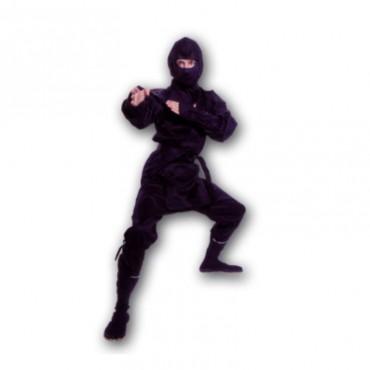 Uniforme Ninja nera