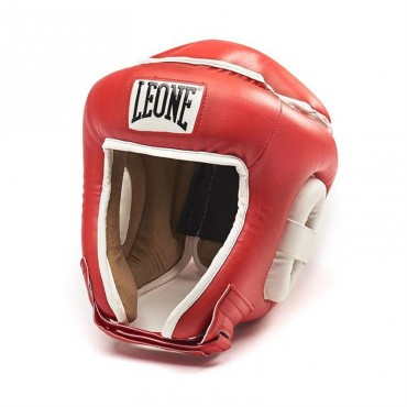 casco per allenamento boxe nero rosso o blu