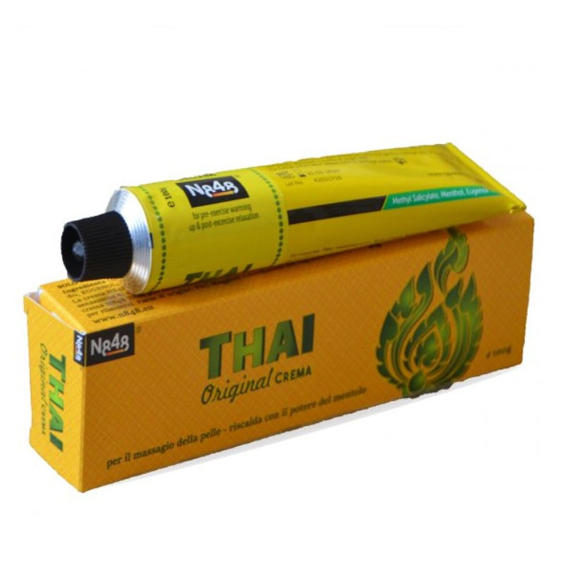 crema muay thai analgesica
