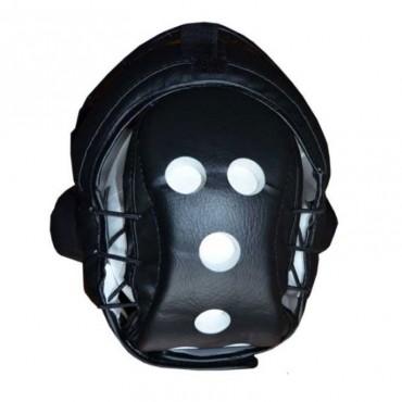 casco con grata protezione integrale