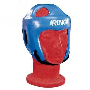 Caschetto compatto da ring con protezione testa