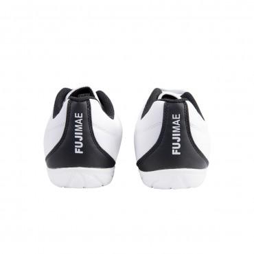 scarpe allenamento arti marziali bianco e nero
