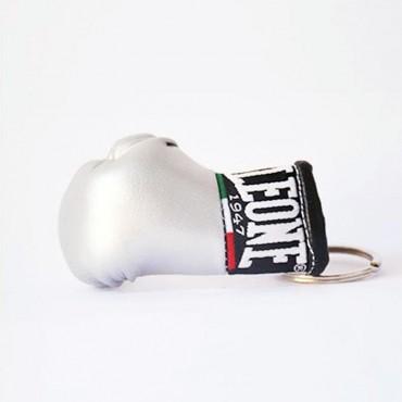 guanto da boxe con portachiavi