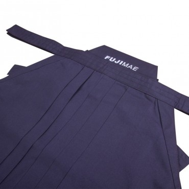 hakama blu per aikido iaido kendo