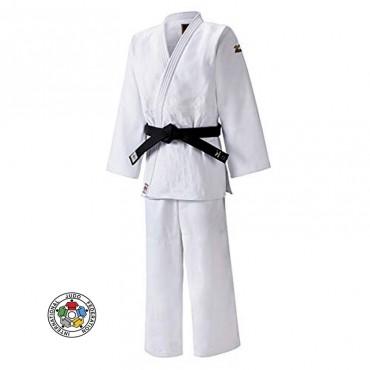 Judogi Mizuno Yusho IJF bianco