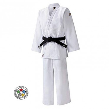 Judogi Mizuno YUSHO bianco IJF