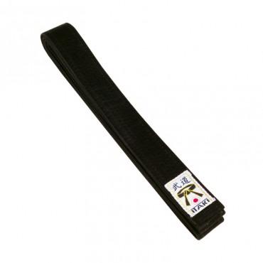 Cintura nera Itaki cotone 8...