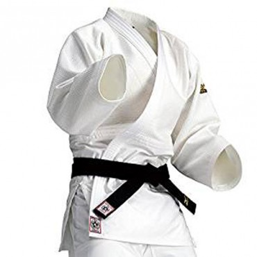 Mizuno Judogi Yusho omologato IJF bianco