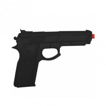 Pistola in gomma replica fedele
