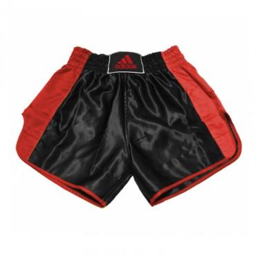 Adidas pantaloncini per sport da combattimento in raso