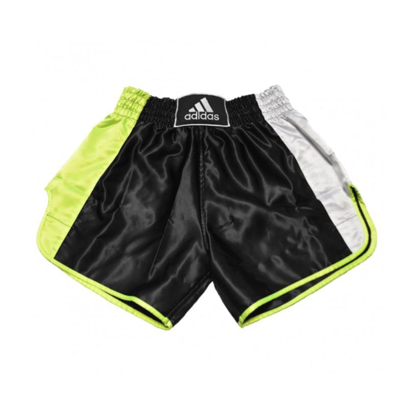 pantaloncini kick thai allenamento esibizioni in raso