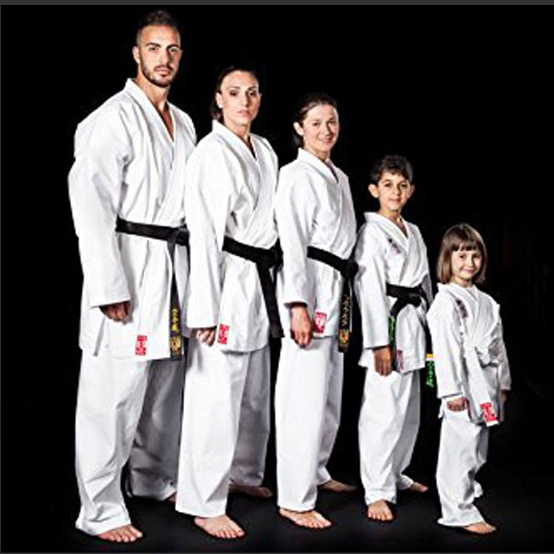 karategi KO Basic allenamento cotone