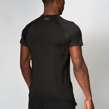 t shirt in cotone per allenamento sport da combattimento