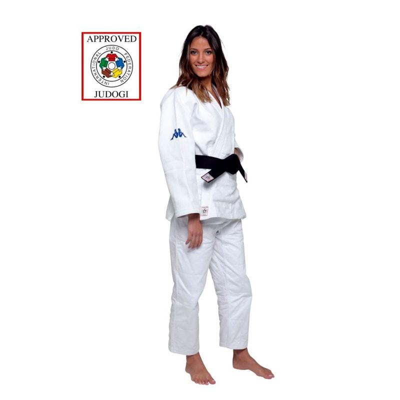 Judogi Kappa Atlanta omologato IJF internazionale e Oimpiadi