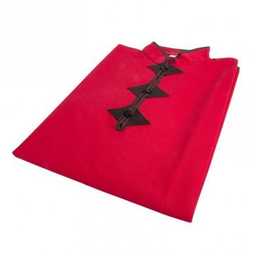casacca rossa kung fu
