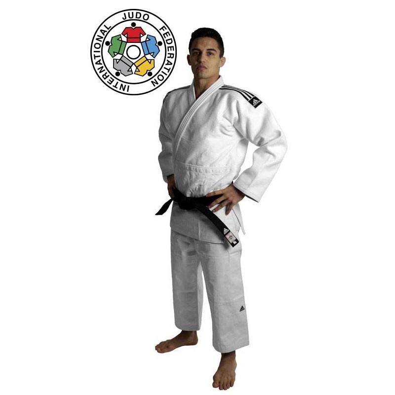 Judogi Adidas Champion omologato IJF
