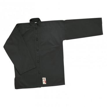 Giacca per kung fu colore nero