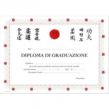 Diploma di graduazione...