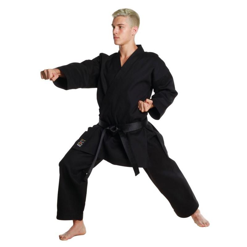 karategi Itaki Ultimate Black tradizionale nero