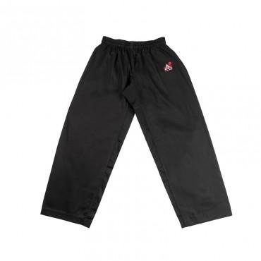 Pantaloni cotone nero FujiMae