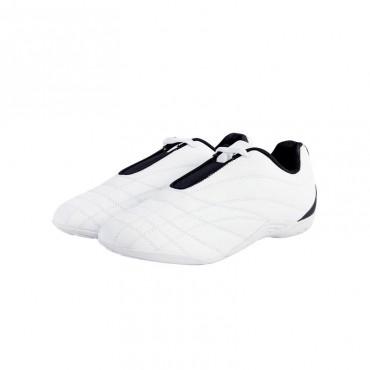 scarpe taekwondo bianche in similpelle