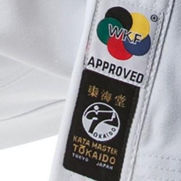 Tokaido karategi Kata Master approvato WKF