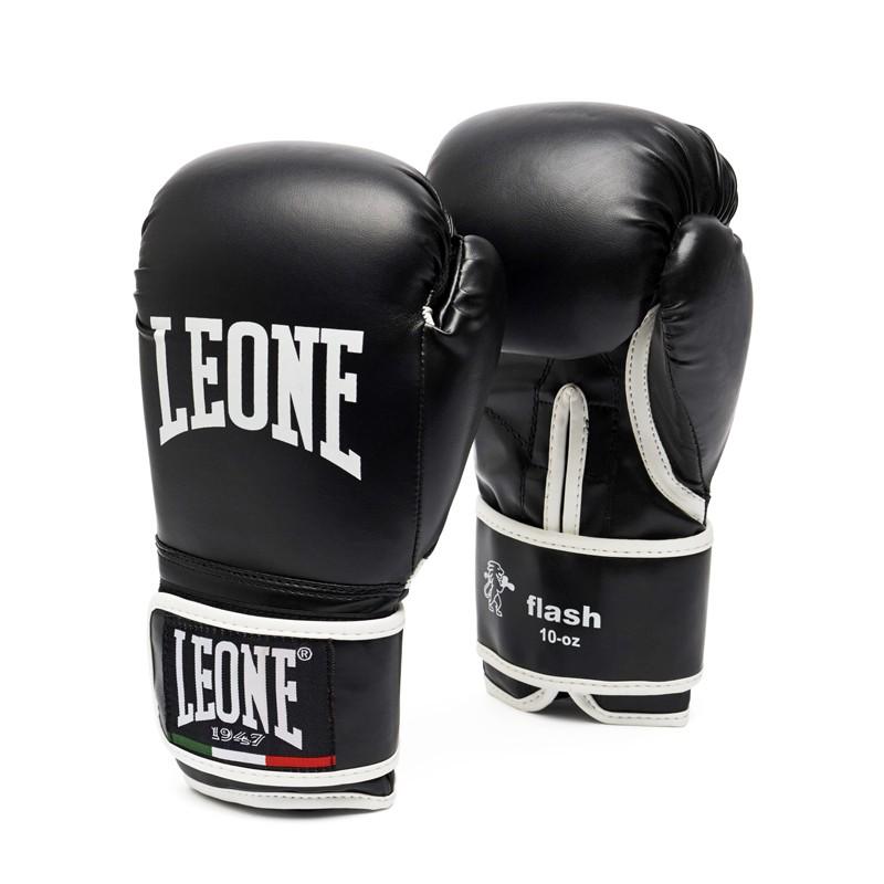 guantoni Leone Flash nero allenamento