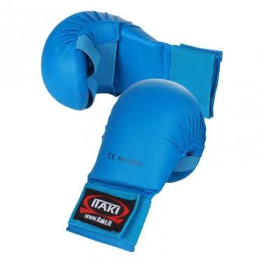 guantini Itaki karate kumite blu