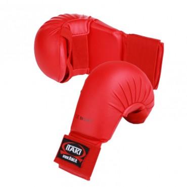 guantini karate Itaki kumite allenamento rosso