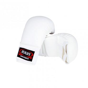 guanti karate kumite Itaki bianco