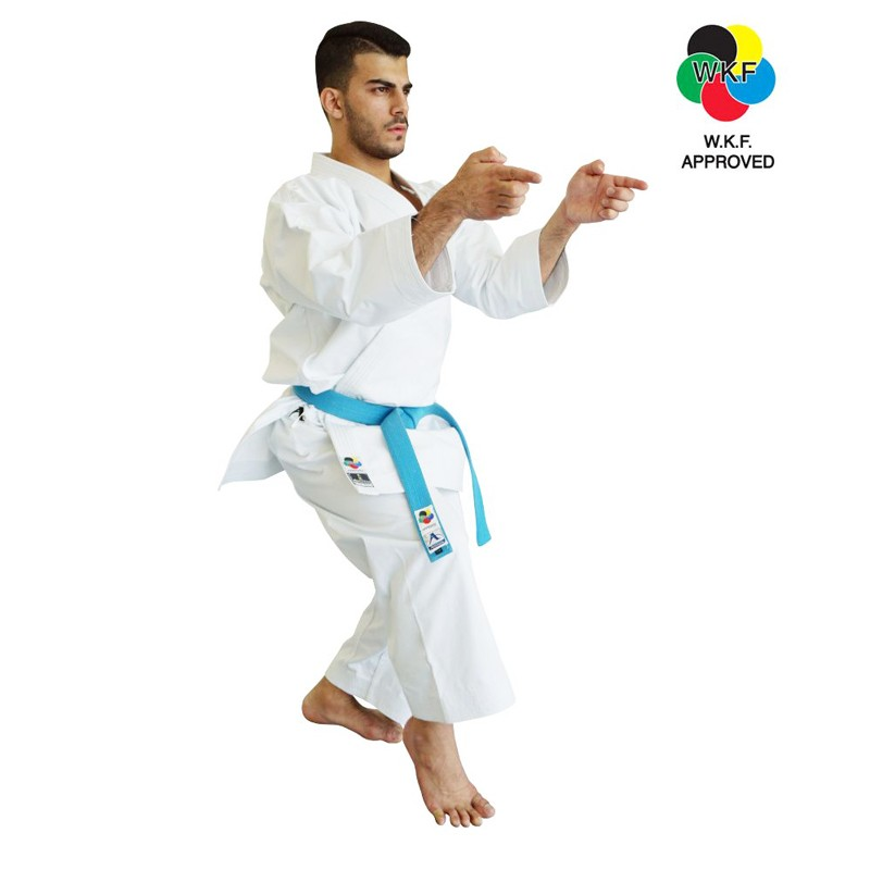 karategi Arawaza Black Diamond kata WKF Japan