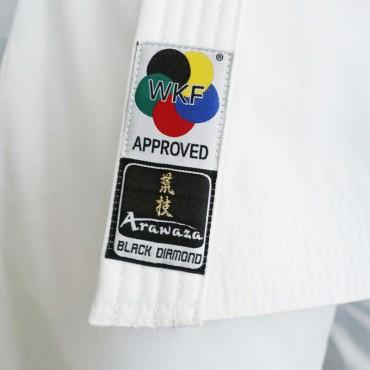 karategi kata Black Diamond Arawaza WKF