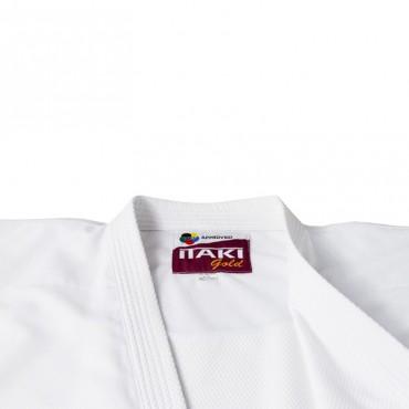 karategi Gold kumite Itaki WKF superleggero