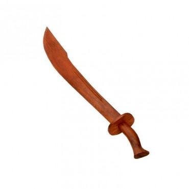 Sciabola Kung Fu in legno